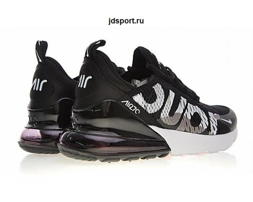 a87c8fa7 Supreme x Nike Air Max 270 (Black/White)