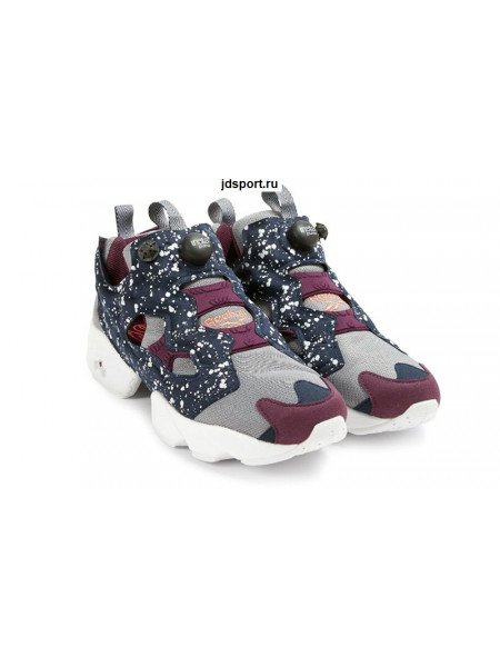 Reebok Insta Pump Fury SP (Grey/Purple)