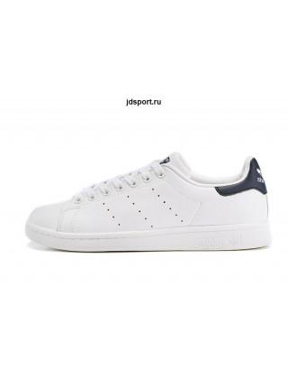 Adidas Stan Smith (White White/Deep Blue)