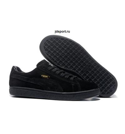 Puma Suede Classic (Black)