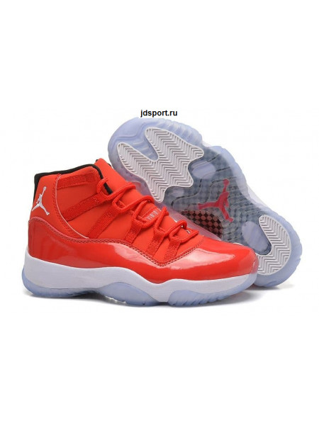 "Air Jordan 11 Retro ""Varsity Red"" (red/white)"