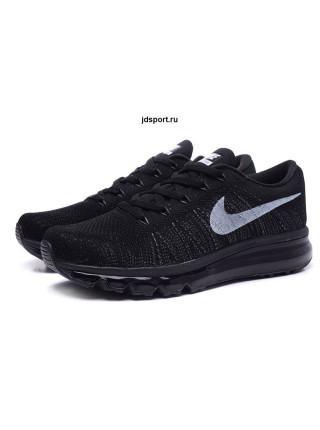 Nike Air Max Flyknit (Black)