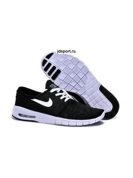 Nike Stefan Janoski Max (black/white)