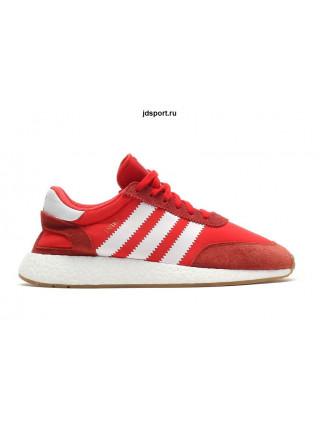 Adidas Iniki Runner Boost (Red)