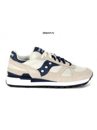 "Saucony ""Shadow"" (Beige/Blue)"