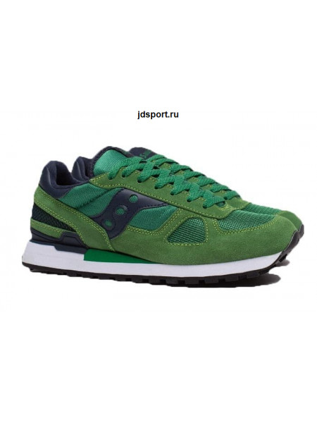 "Saucony ""Shadow"" (Green/Blue)"