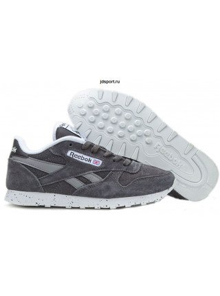 Reebok Classic Leather (Grey/Light Grey)