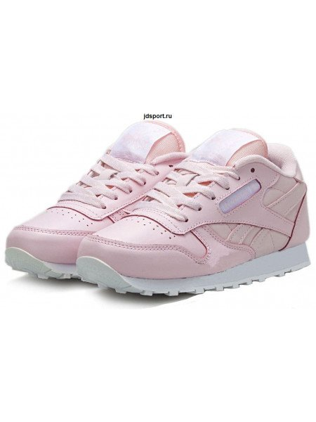 Reebok Classic Leather (Pink/White)