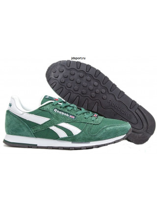 Reebok Classic (Green/White)