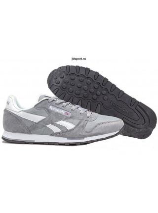 Reebok Classic (Light Grey/White)