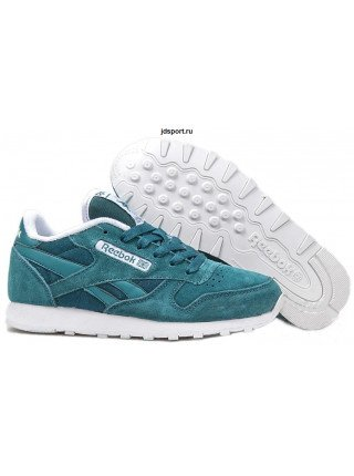Reebok Classic Suede (Green/White)