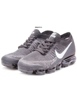 Nike Air VaporMax Flyknit (Black/White)