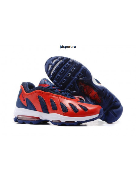 Nike Air Max 96 XX (Red/Blue)