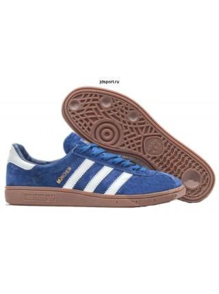 Adidas Munchen (Blue/White)