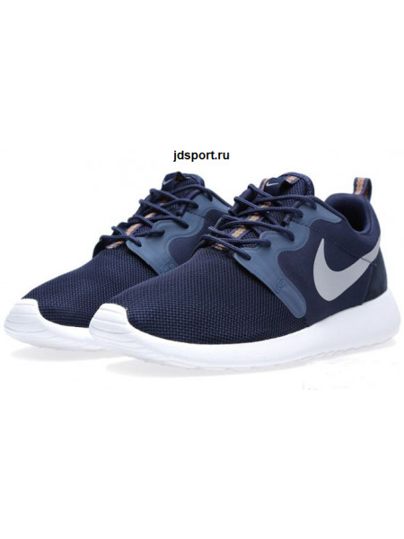 Nike Roshe Run (blue/white)