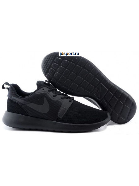 Nike Roshe Run Hyperfuse QS (Black)