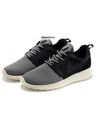 Nike Roshe Run Hyperfuse QS (Black/grey)