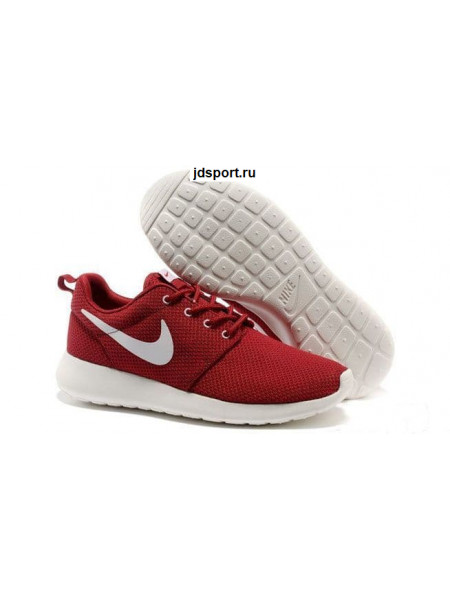 Nike Roshe Run (red/white)