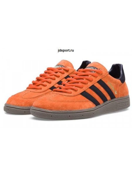 Adidas Spezial (Orange/Black)
