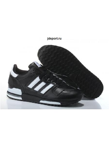 Adidas ZX 700 Leather (Black/White)