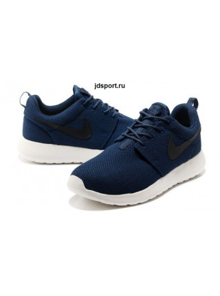 Nike Roshe Run (bark blue/black/white)