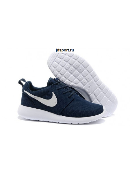 Nike Roshe Run (bark blue/white)