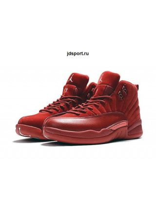 "Air Jordan 12 Retro ""Red Suede"" (Varsity Red)"
