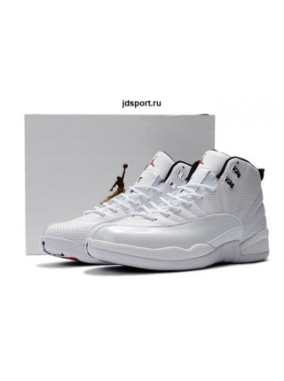 "Air Jordan 12 Retro ""Rising Sun"" (White/Black)"