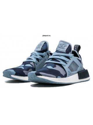 Adidas NMD R1 (Blue Camo)