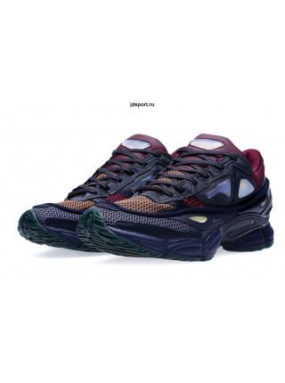 Raf Simons x Adidas Ozweego 2 (Dark Shale/Toro/Sun)