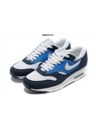 Nike Air Max 1 (87) (Navy/Vivid Blue)