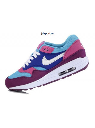 Nike Air Max 1 (87) (Blue/Pink/Purple)