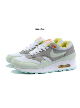 Nike Air Max 1 (87) (Light Green/Grey/White)