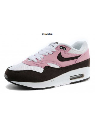 Nike Air Max 1 (87) (Pink/Brown/White)