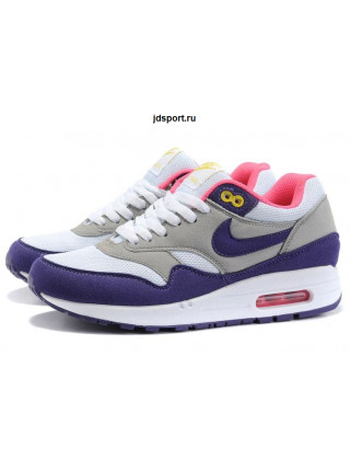 Nike Air Max 1 (87) (Purple/Grey/White)