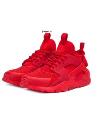Nike Air Huarache Run Ultra BR (Total Crimson)