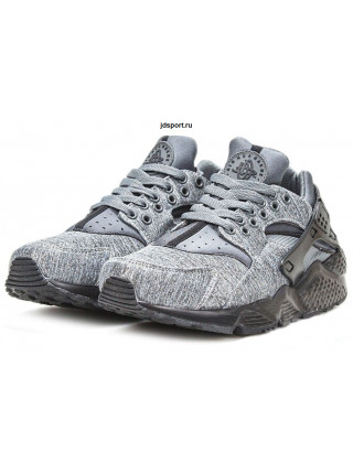 Nike Air Huarache Tech (Cool Grey/Black White)