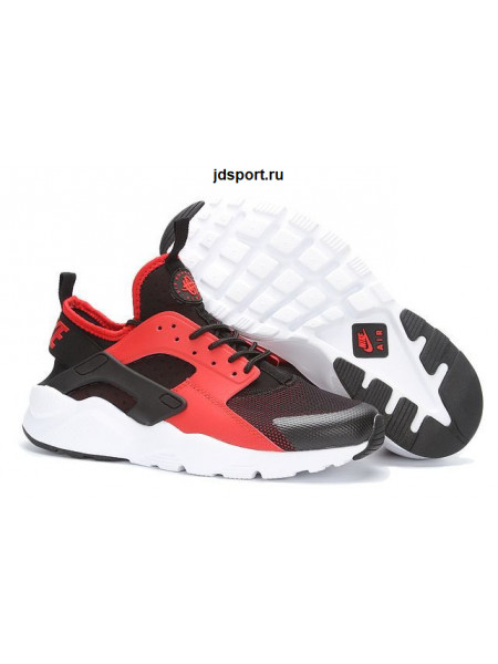 Nike Air Huarache Ultra BR (Black/University Red)