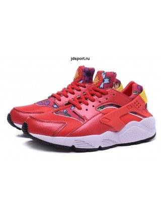 Nike Air Huarache Aloha (University Red/Tour Yellow)