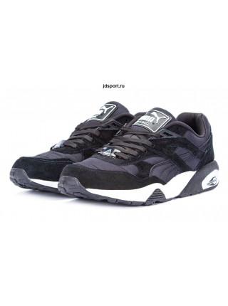Puma Trinomic R698 (Black/White)