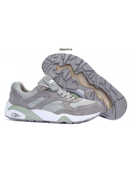Puma Trinomic R698 (Grey/White)