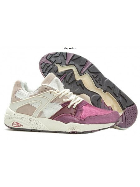 Puma Blaze Winter Tech (Wine Tasting/Vaporous Gray)