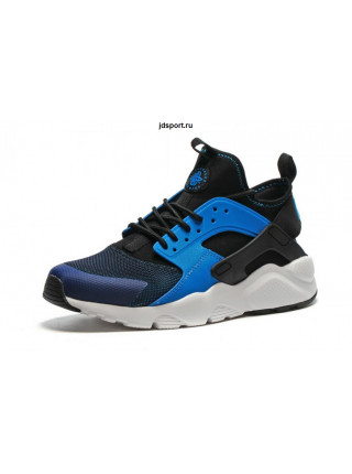 "Nike Air Huarache ""Ultra BR"" (Blue/Black/White)"