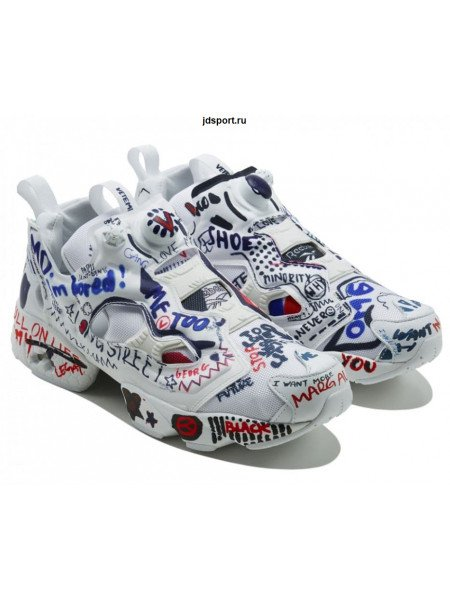 Vetements x Reebok Insta Pump Fury