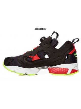 Reebok Insta Pump Fury OG (Black/Red/Yellow)