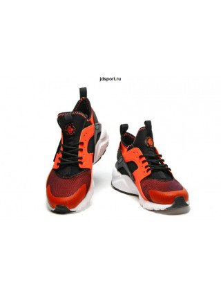 Nike Air Huarache Run Ultra (Orange/Black/White)