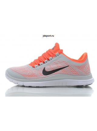 Nike Free Run 3.0 V5 (Grey/Orange)