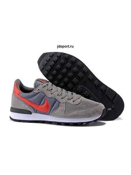 Nike Internationalist (Grey/Red)