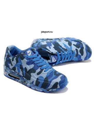 Nike Air Max 90 VT Military (Camouflage Blue)