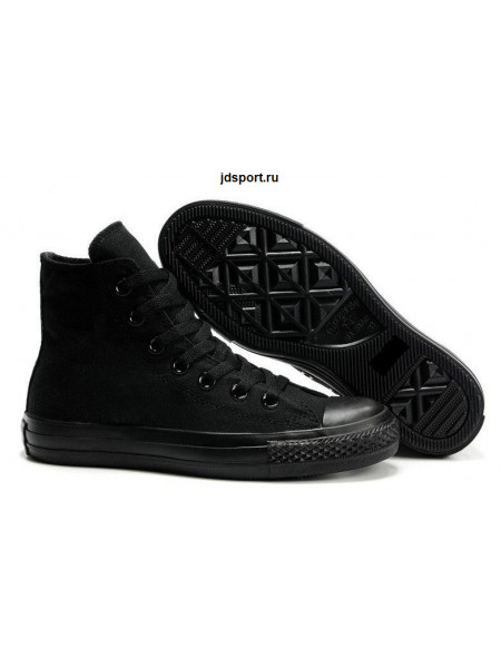 Converse Chuck Taylor All Star High (Black)
